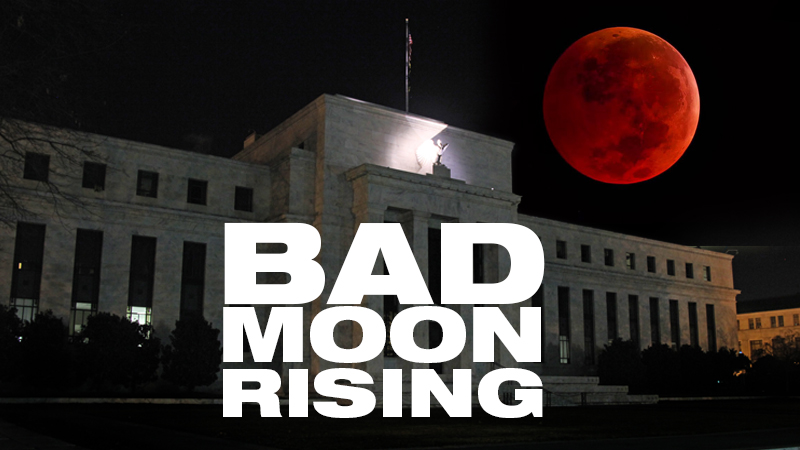 The U.S. Economy Bad Moon Rising