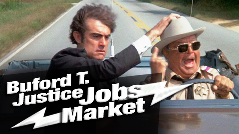 The Buford T. Justice Job Market, Danielle DiMartino Booth, Money Strong, Fed Up