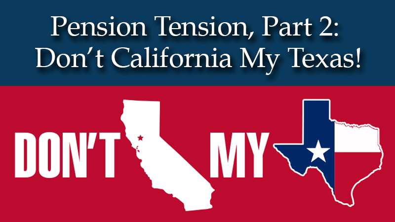 Pension Tension, Part 2: Don't California My Texas!, Dimartino Booth, Money Strong, Fed Up: In Insider's Take on Why the Federal Reserve is Bad for America